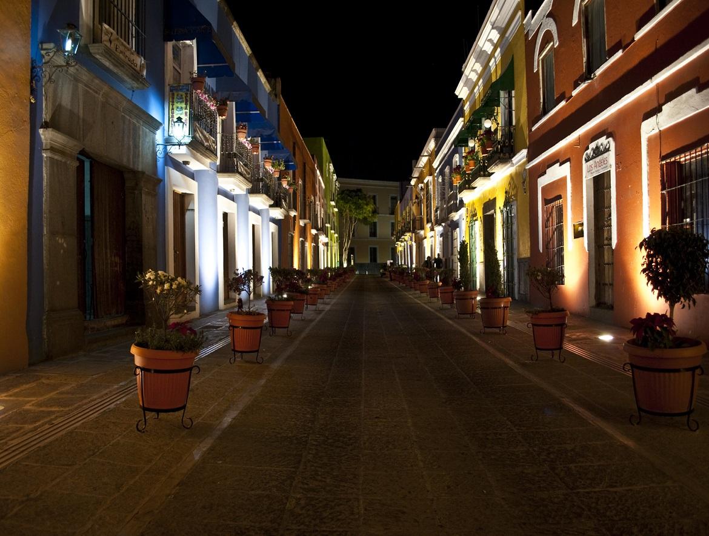 Tranvía nocturnos en Puebla con Cena, Música y más